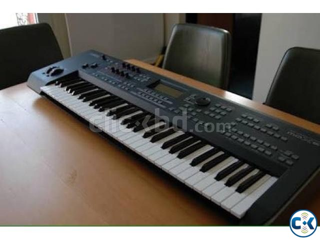 Yamaha Mox-6 Brand New Con | ClickBD large image 0