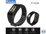 F1 plus Smart Band Color Screen Blood Pressure Heart Rate Mo