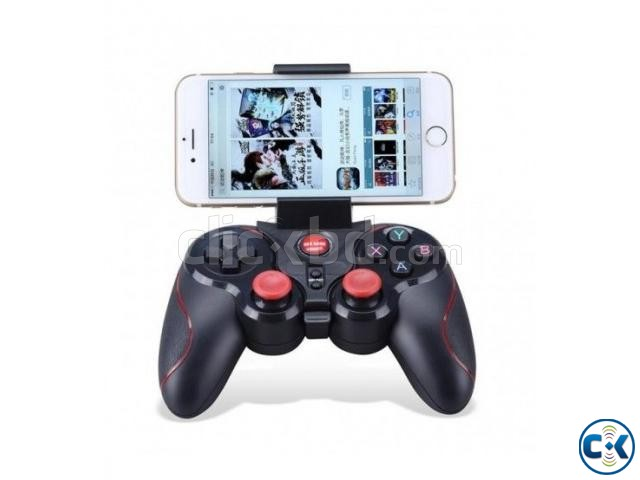 GEN GAME S5 Wireless Bluetooth Controller Game-pad | ClickBD large image 0