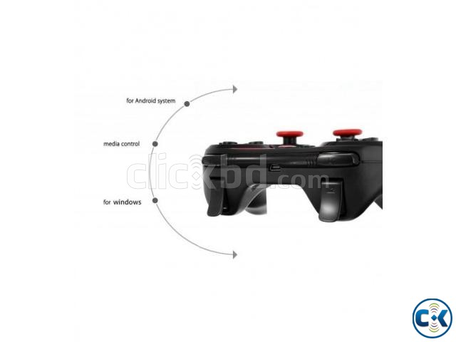 GEN GAME S5 Wireless Bluetooth Controller Game-pad | ClickBD large image 2