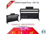 Yamaha Arius YDP-142 88-Key Digital Piano.