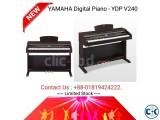 Yamaha Arius YDP-V240 88-Key Digital Piano.