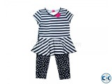 Kids Dress Set Promotional Garments