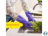 Extra Long Waterproof Housework Gloves Anti Slip