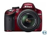 Nikon D3200 DSLR Camera with 18-55mm Lens Basic Kit