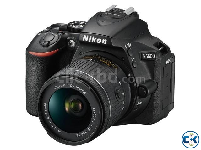 Nikon D5600 DSLR Camera with 18-55mm Lens | ClickBD large image 0