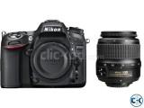Nikon D7100 DSLR With 18-105 MM Lens