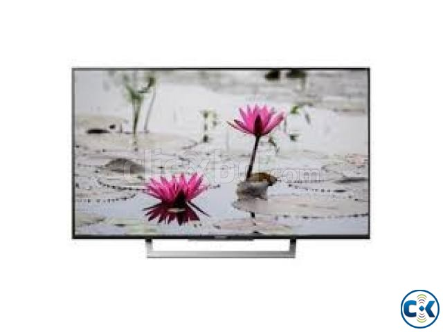 Sony Android 4K TV with Voice Control Remote X7500E | ClickBD large image 0