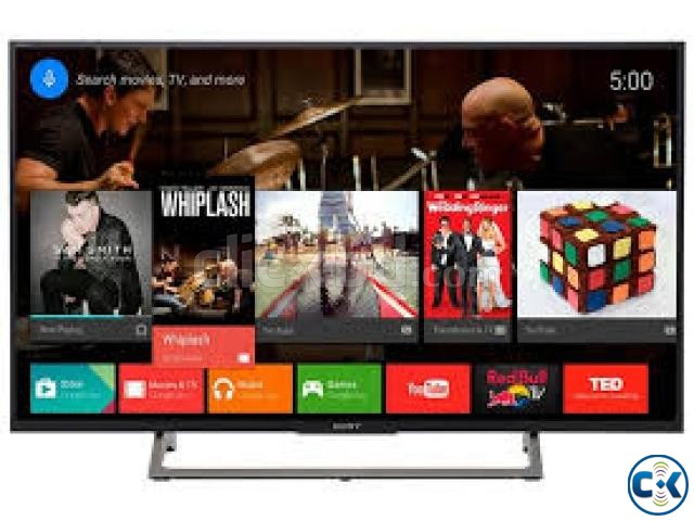 Sony Android 4K TV with Voice Control Remote X7500E | ClickBD large image 2