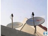 Tata Sky satlite Dish Setup Recharge