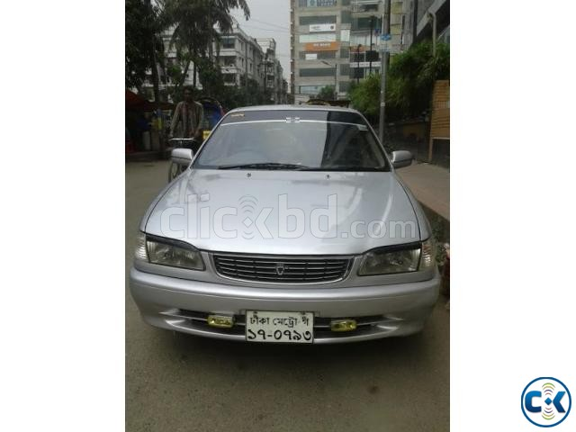 Toyota Corolla SE Saloon Reverie - Model-1999 | ClickBD large image 0