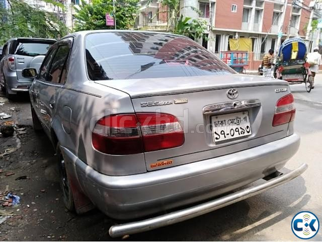 Toyota Corolla SE Saloon Reverie - Model-1999 | ClickBD large image 1