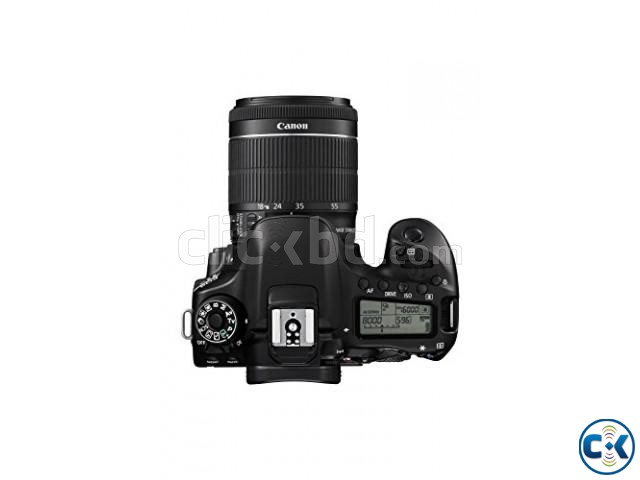 Canon EOS 80D DSLR with With 18-55mm Lens | ClickBD large image 1