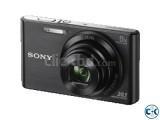 Sony W830 Digital Camera