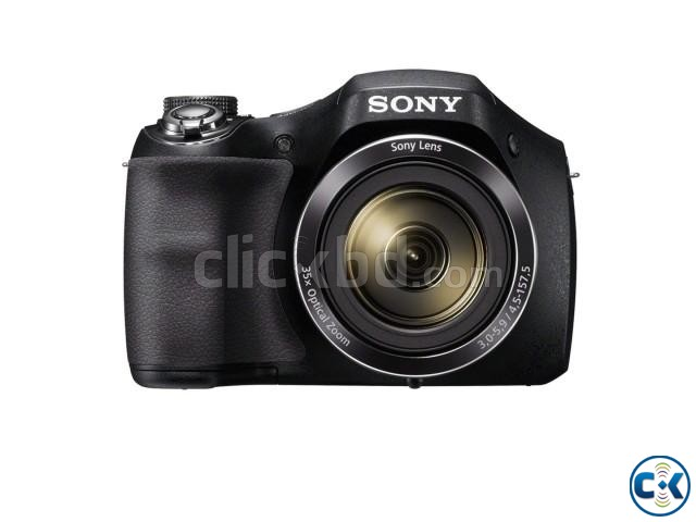 Sony H300 Camera with 35x Optical Zoom   ClickBD large image 0