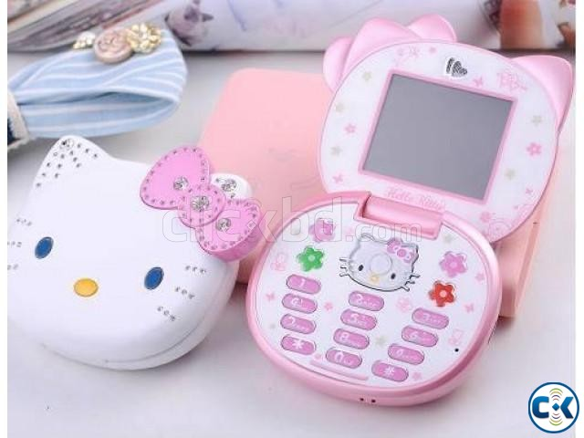Hello Kitty T99 Phone | ClickBD large image 0