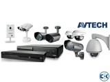 CCTV Camera 32Pc Total Packages 160 500 TK Brand Avtech.