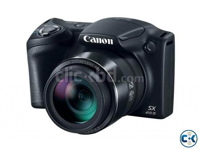 Canon PowerShot SX410 IS Digital Camera | ClickBD large image 0