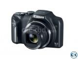 Canon PowerShot SX170 HS Digital Camera