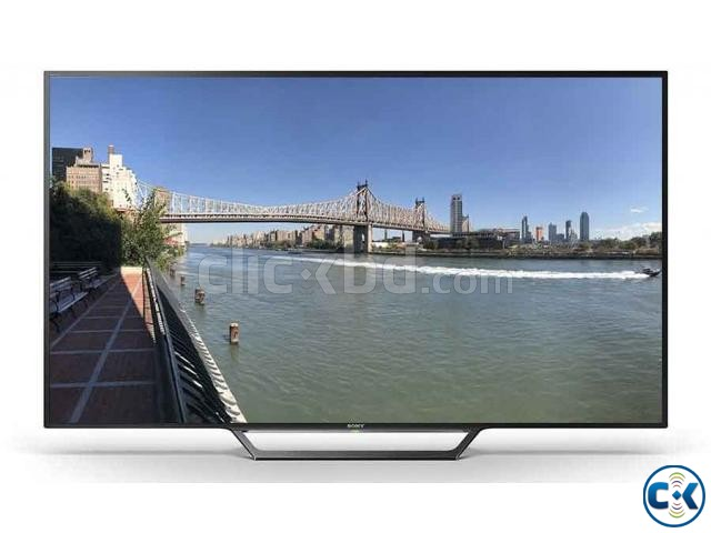 brand new sony 55 smart Led Tv W650D | ClickBD large image 0