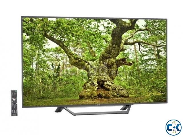 brand new sony 55 smart Led Tv W650D | ClickBD large image 1