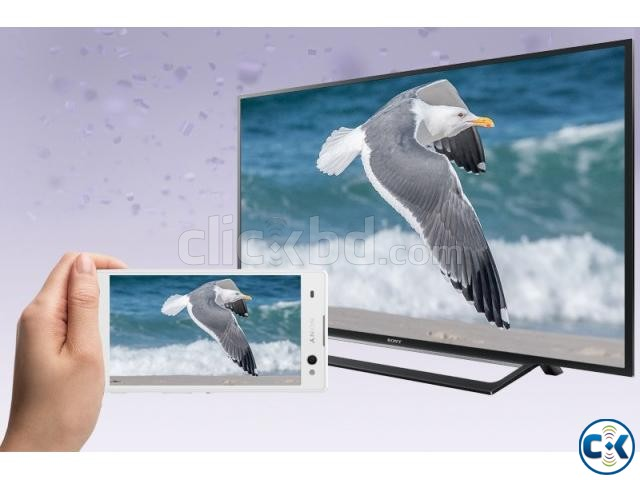 brand new sony 55 smart Led Tv W650D | ClickBD large image 3