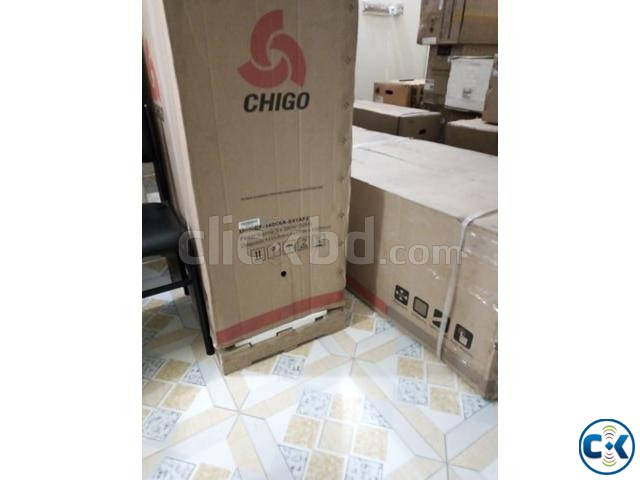 Cassette Ceilling Type Chigo 5 Ton Air Condition AC . | ClickBD large image 1