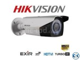 HIK VISION 700TV CCTV Camera 4 PCS.
