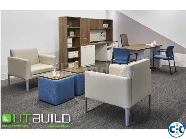 Office Interior Decoration | ClickBD large image 1