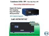 IPS Luminous Zelio 1100va Sine Wave IPS LED Display