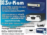 Su-Kam Luminous 1000va IPS