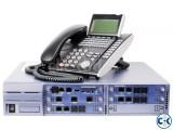 8 Line PABX Intercom System.