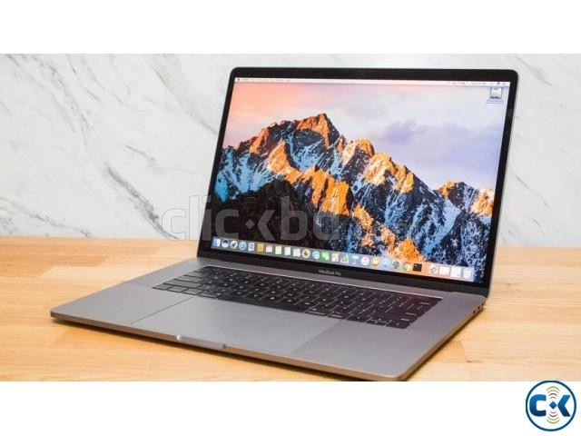 New Condition 15-inch MacBook Pro 512GB 2018 Sealed Pack | ClickBD large image 0