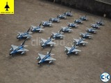 F-7BG Model Aircraft