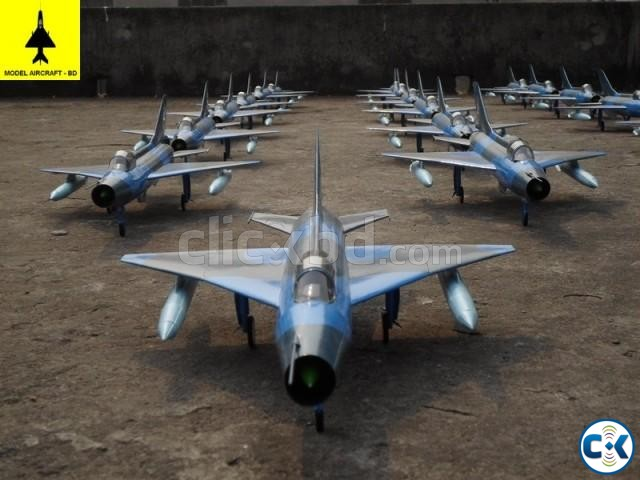 F-7BG Model Aircraft  | ClickBD large image 1
