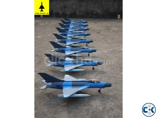 F-7BG Model Aircraft  | ClickBD large image 2