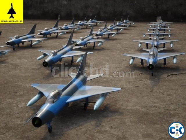 F-7BG Model Aircraft  | ClickBD large image 3