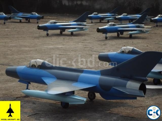 F-7BG Model Aircraft  | ClickBD large image 4