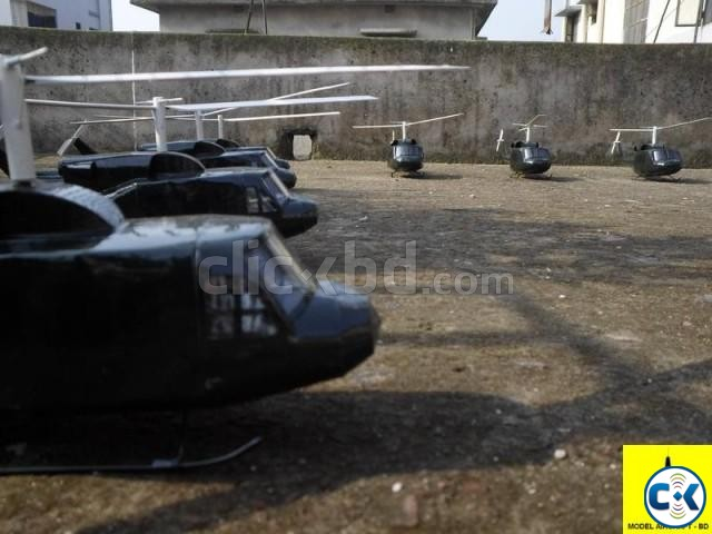 B-212 Helicopter Model Aircraft  | ClickBD large image 2
