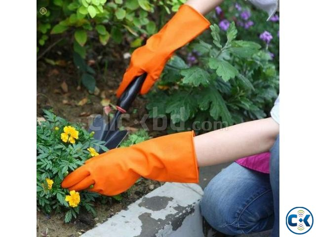Heavy Duty Household Gloves | ClickBD large image 0