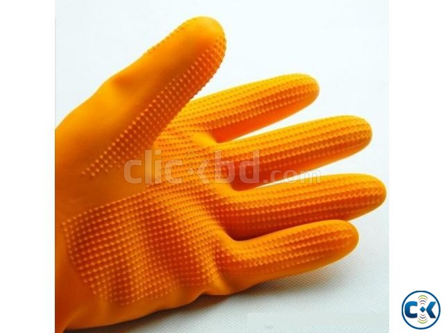 Heavy Duty Household Gloves | ClickBD large image 2