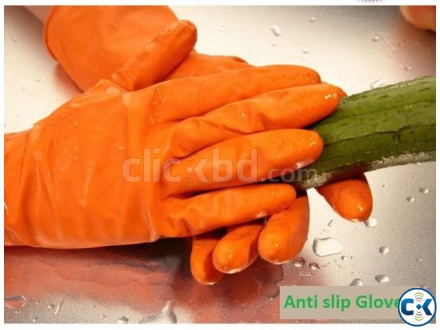 Heavy Duty Household Gloves | ClickBD large image 3