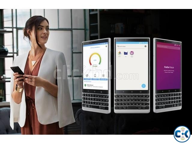 Brand New BlackBerry KEY2 6 64GB Sealed Pack 3 Yr Warranty | ClickBD large image 4