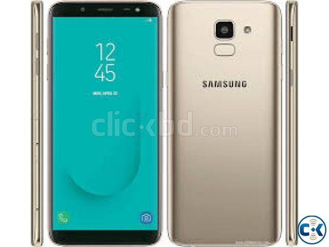 Brand New Samsung Galaxy J6 32GB Sealed Pack 3 Yr Wrrnty | ClickBD large image 3