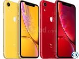 Brand New Apple iphone Xr 128GB Sealed Pack 3 Yr Wrrnty