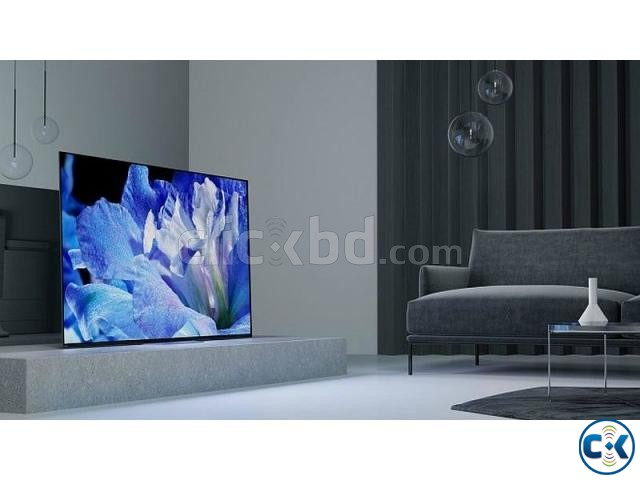 Sony Bravia A8F 55 4K OLED HDR Innovative Sound Android TV | ClickBD large image 2