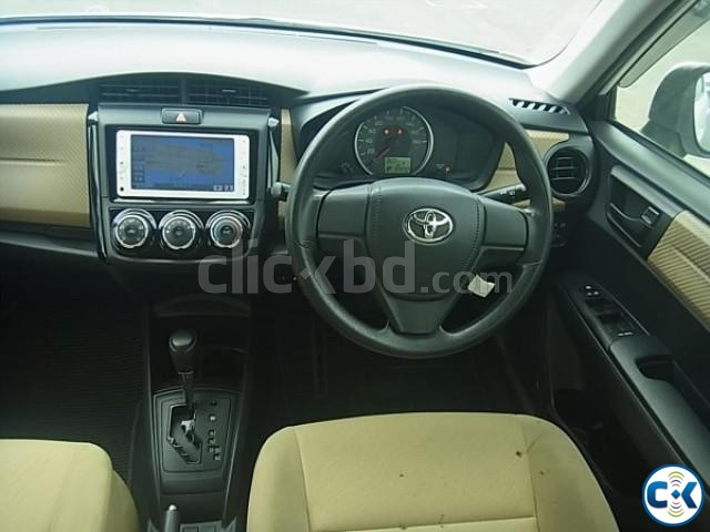 Toyota Axio 2013 x White | ClickBD large image 3