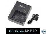LP-E10 LC-E10C Battery Charger for Canon