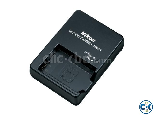 Nikon MH-24 Quick Charger | ClickBD large image 0