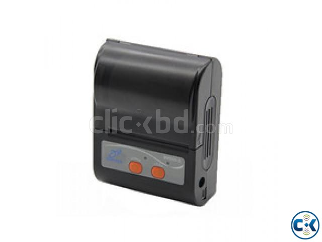 Portable Bluetooth Mobile Thermal printer | ClickBD large image 1